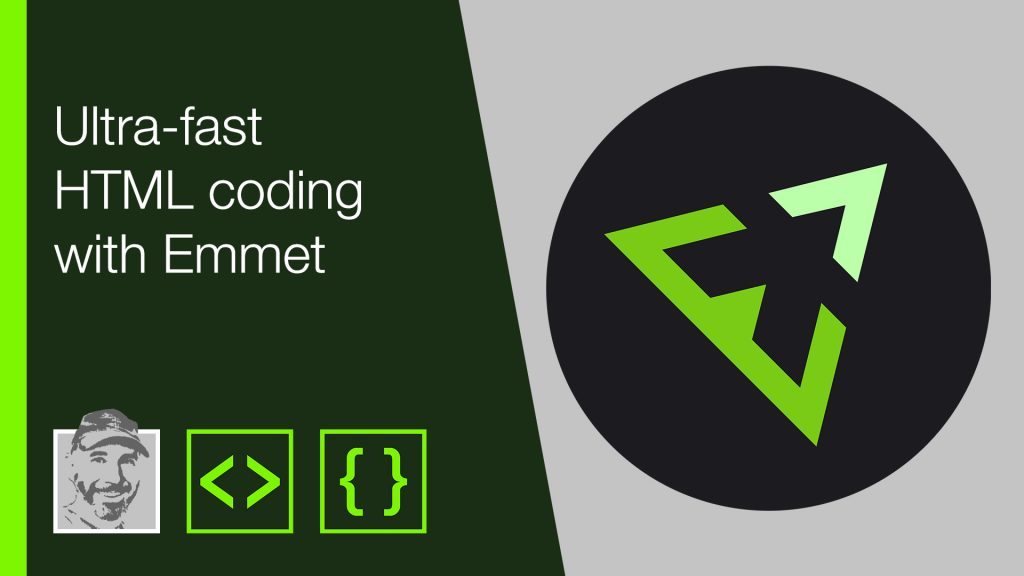 Ultra-fast HTML coding with Emmet